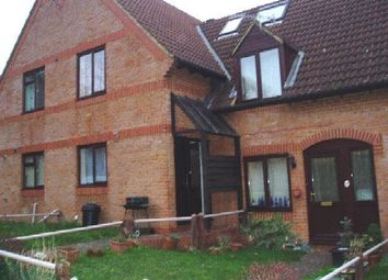 Thumbnail 1 bed end terrace house to rent in Martins Close, Ridings Mead, Salisbury