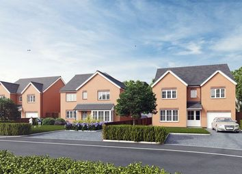Thumbnail 5 bed detached house for sale in The Harrogate Plot 4, Station Road, Kirton In Lindsey, Gainsborough