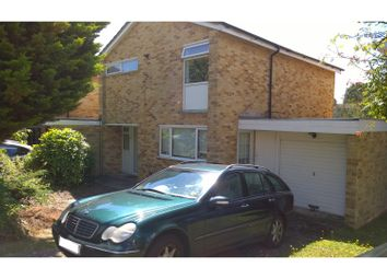 Thumbnail 3 bed link-detached house for sale in Goodrich Close, Reading