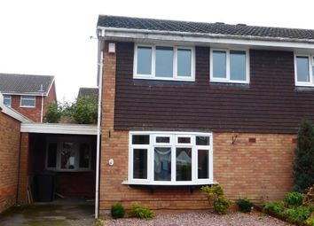 Thumbnail 3 bed property to rent in Scammerton, Wilnecote, Tamworth