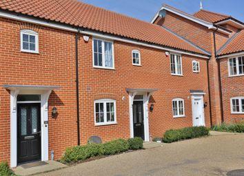 Thumbnail 3 bedroom terraced house to rent in Tower Road, Felixstowe