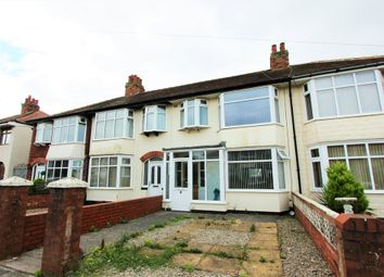 Thumbnail 3 bed terraced house to rent in Wycombe Avenue, Blackpool