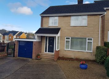 Thumbnail 3 bed semi-detached house for sale in West Close, Axminster, Devon