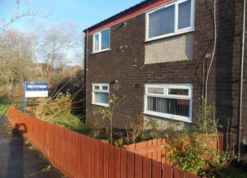 Thumbnail 1 bed flat to rent in Doxford Walk, Hemlington, Middlesbrough