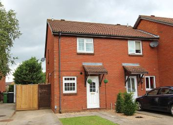 Thumbnail 2 bed terraced house for sale in Porlock Close, Thatcham