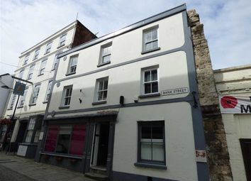 Thumbnail 2 bed flat to rent in Bank Street, Chepstow