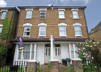 Thumbnail 4 bedroom flat to rent in Shaftesbury Road, London
