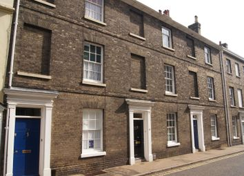 Thumbnail 4 bedroom terraced house for sale in Guildhall Street, Bury St. Edmunds