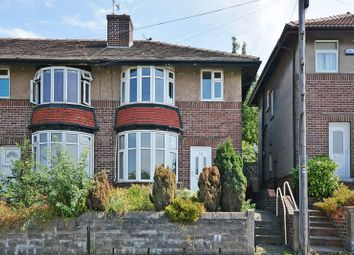 Thumbnail 3 bed terraced house for sale in Chesterfield Road, Meersbrook, Sheffield