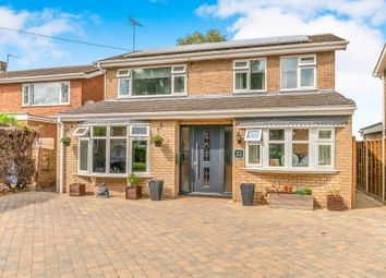 Thumbnail 4 bed detached house for sale in Rutland Gardens, Gosberton, Spalding