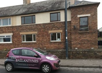 Thumbnail 3 bed flat to rent in New Hunterfield, Gorebridge