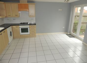 Thumbnail 3 bed town house for sale in Basil Drive, Downham Market