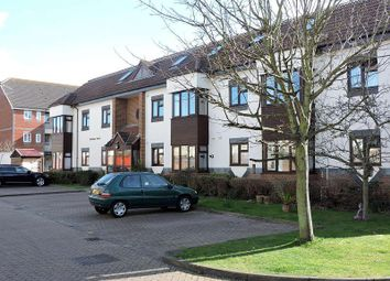 Thumbnail 2 bed flat for sale in Covindale House, Pedam Close, Southsea