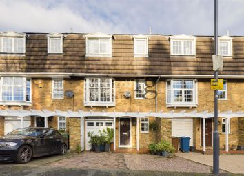 Thumbnail 4 bed town house for sale in Mansard Close, Pinner