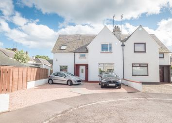 Thumbnail 4 bed semi-detached house for sale in Seaview Place, Montrose