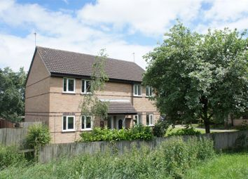 Thumbnail 2 bedroom semi-detached house for sale in Pankhurst Road, Leicester