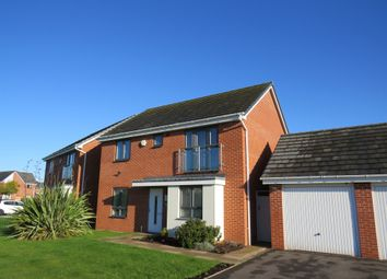 Thumbnail 4 bed detached house for sale in Kynance Grove, Bilston