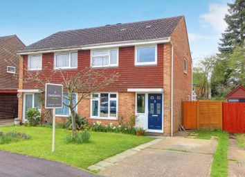 Thumbnail 3 bed semi-detached house for sale in Mortimer Way, North Baddesley, Hampshire
