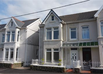 Thumbnail 3 bed semi-detached house for sale in Llysgwyn Terrace, Pontarddulais