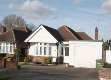 Thumbnail 3 bedroom detached bungalow for sale in Manor Drive, Ewell, Epsom