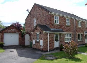 Thumbnail 3 bed property to rent in Mornant Avenue, Hartford, Northwich