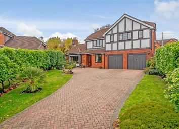 Thumbnail 4 bedroom detached house for sale in Tregarn Close, Langstone, Newport