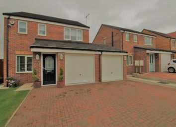 3 bed detached house for sale in Springbank, Peterlee SR8