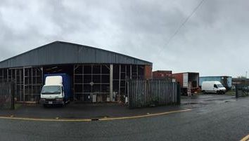 Thumbnail Light industrial for sale in Warehouse Unit, Pickup Street, Wigan