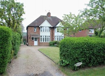 Thumbnail 3 bed semi-detached house for sale in Stratford Road, Oversley Green, Alcester