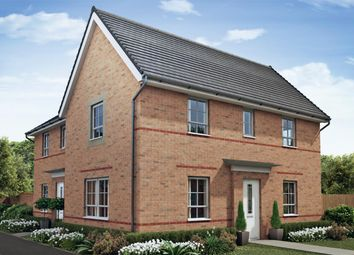 "Thumbnail 3 bed semi-detached house for sale in ""Moresby"" at Barmston Road, Washington"