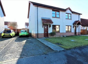Thumbnail 2 bed semi-detached house for sale in Westerton Road, Grangemouth