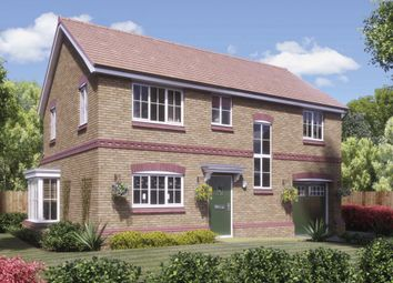 Thumbnail 4 bed detached house for sale in Silkin Park, Hinkshay Road, Telford