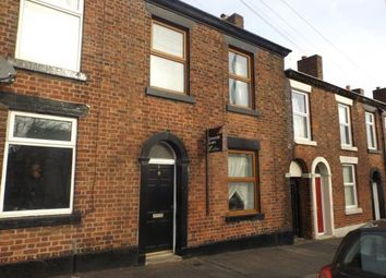 Thumbnail 2 bed terraced house for sale in Commercial Road, Chorley, Lancashire