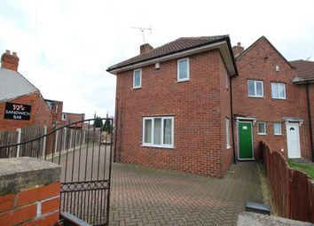 Thumbnail 3 bed terraced house for sale in Lordens Hill, Dinnington, Sheffield