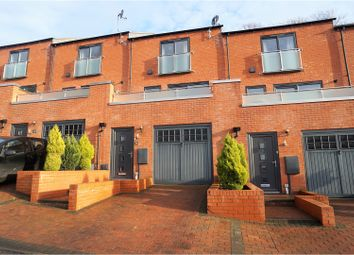 Thumbnail 3 bed town house for sale in Yarborough Terrace, Lincoln