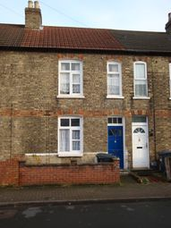 Thumbnail 3 bed terraced house to rent in St Leonards Street, Bedford