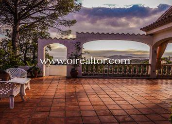 Thumbnail 6 bed property for sale in Font De Sant Llorenç, Lloret De Mar, Spain