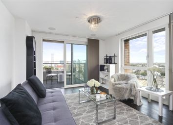 Thumbnail 3 bed flat for sale in Marner Point, Jefferson Plaza, London