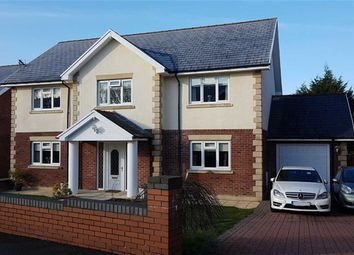 Thumbnail 5 bed detached house for sale in Clos Treventy, Cefneithin, Llanelli