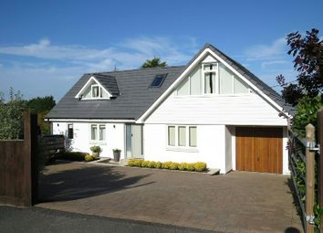 Thumbnail 5 bed detached house for sale in Oakridge Close, Sidcot, Winscombe