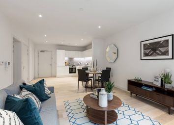 Thumbnail 2 bed flat to rent in Sienna House, Royal Wharf