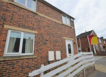 Thumbnail 2 bed flat for sale in Minsthorpe Lane, South Elmsall, Pontefract