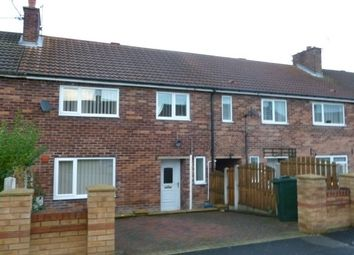 Thumbnail 3 bed terraced house to rent in Luterel Drive, Swallownest, Sheffield