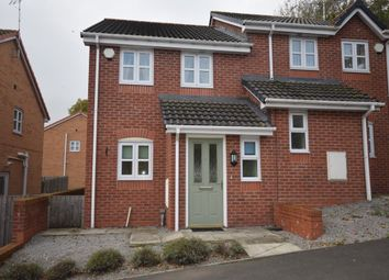 Thumbnail 2 bed property to rent in College Fields, Tanyfron, Wrexham