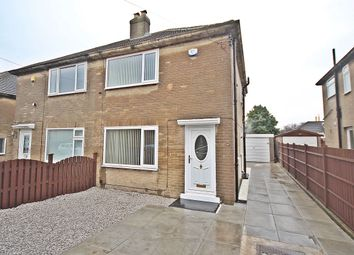 Thumbnail 2 bed semi-detached house for sale in Lulworth Drive, Leeds
