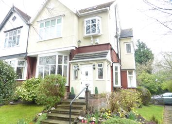 Thumbnail 6 bedroom semi-detached house for sale in Park Rd, Crumpsall