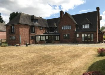 Thumbnail 8 bed detached house for sale in Beechnut Lane, Solihull