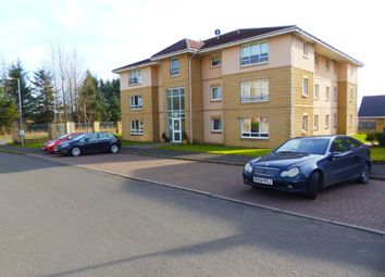 Thumbnail 2 bed flat to rent in Millhall Court, Plains, North Lanarkshire