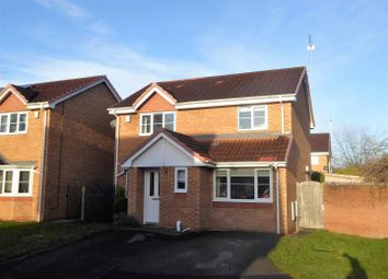 Thumbnail 3 bed detached house for sale in Cartmel Close, Wrexham