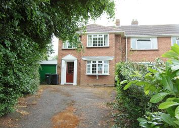 Thumbnail 3 bed terraced house for sale in Bowling Green Lane, Albrighton, Wolverhampton